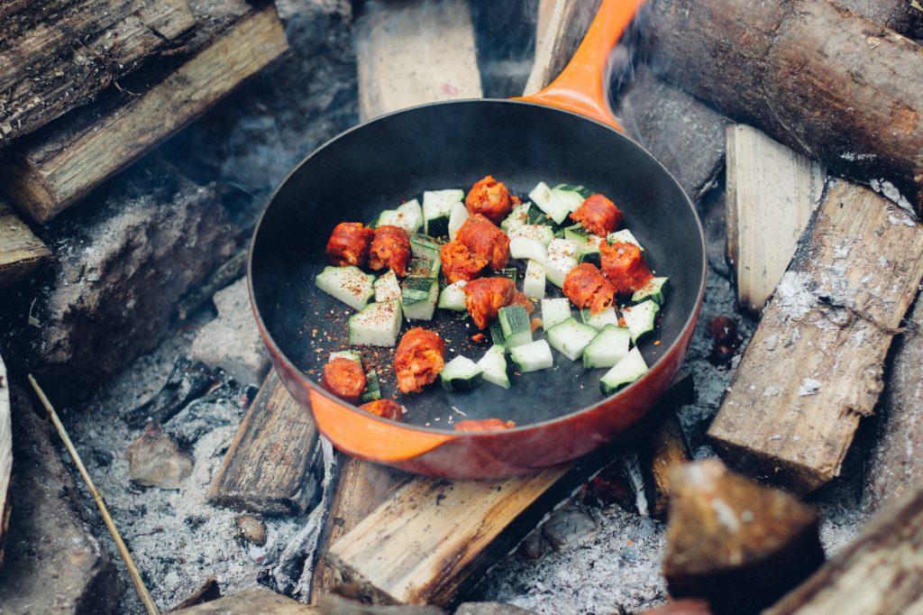 Frying Pan Staples