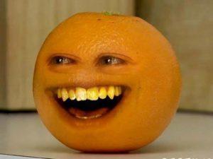 Annoying orange from youtube